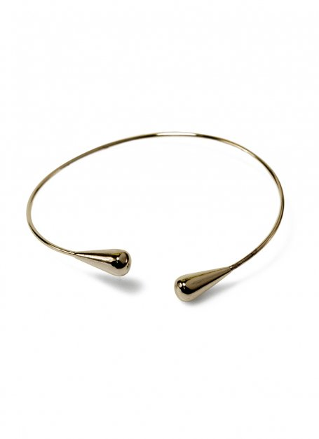 scope bangle (gold)