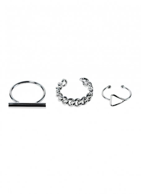 article ring set (silver)
