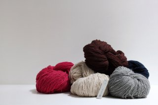 Shetland Wool(カセ糸)