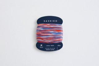 刺し子糸〈細〉 3色カスリ