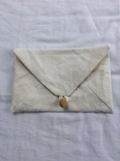 sukiya bag (antique linen)