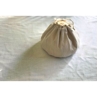 corduroy ball bag (M)