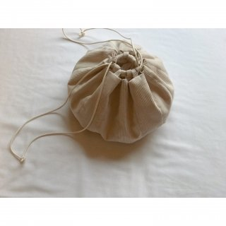 corduroy ball bag (L)