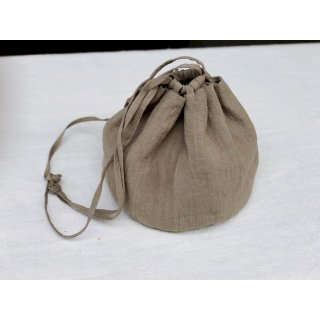 washlinen ball bag(L)