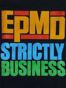 EPMD ��Strictly Business�� T-Shirt