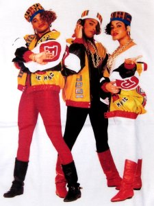 "SALT-N-PEPA ""Push It Good"" T-SHIRT"
