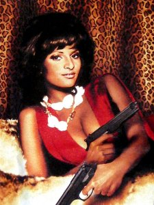 "PAM GRIER ""COFFY"" T-Shirt"