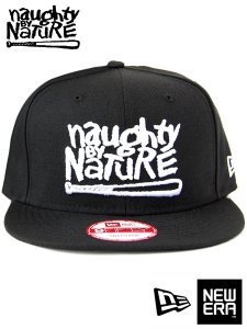 NAUGHTY BY NATURE Official New Era Snapback Hat