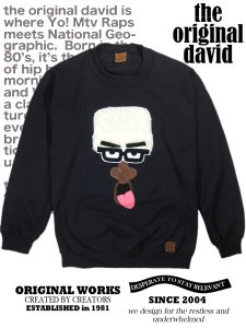 HUMPD CREWNECK