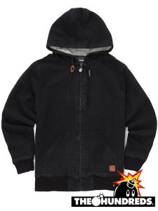 THE HUNDREDS DIVERT CANVAS HOOD