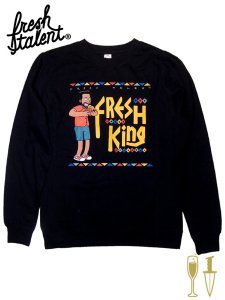 The Fresh King Crewneck Sweatshirt