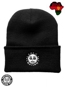 Zulu Nation ��Zulu Face�� Beanie