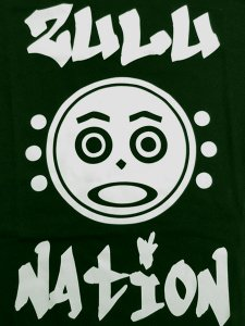 Zulu Nation ��Zulu Face�� T-Shirt