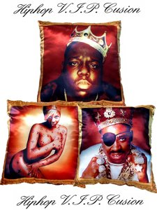 Hip Hop V.I.P. Cushion 3 Set