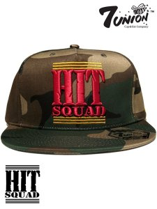 ��HIT SQUAD�� 20th Snapback Cap x 7union