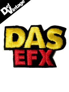 DAS EFX Logo Patch