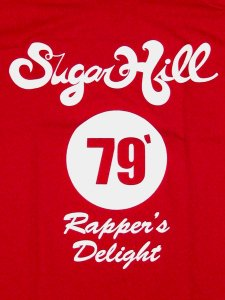 Sugarhill Gang ��79 Rapper��s Delight T-Shirt