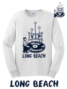 World Famous VIP Records Long Beach L/S T-Shirt