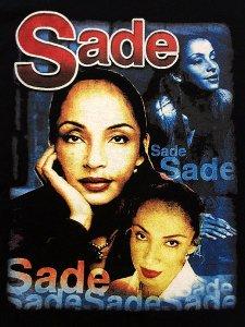 Sade Vintage Style T-Shirt