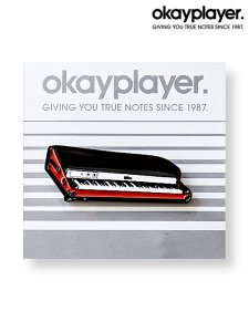 Okayplayer KEYBOARD PIN