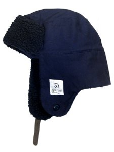 V Windstopper Ear Flap Hat