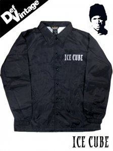 [DEAD STOCK] Ice Cube Logo Windbreaker