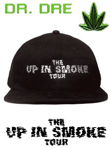 "【Dead Stock】Dr. Dre ""Up In Smoke Tour"" Cap"