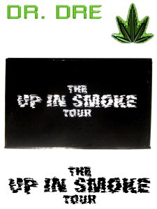 The Up In Smoke Tour Cigarette Rolling Papers