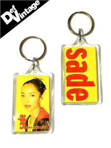 "Sade ""Lover Rock Live 2001"" Key Chain"