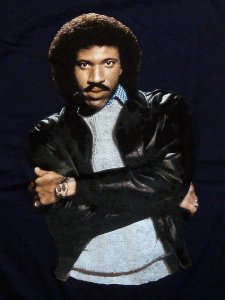 "Lionel Richie ""All Night Long"" T-Shirt"