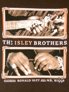 【DEAD STOCK】 Isley Brothers feat. Ronald Isley T-Shirt