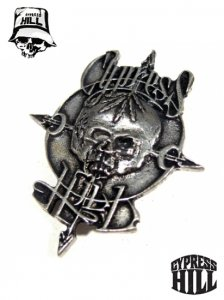 Cypress Hill Metal Stick Pin