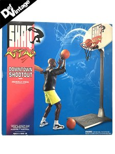 """SHAQ ATTACK"" Down Town Shoot Doll"