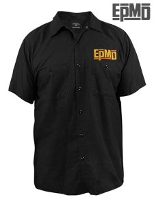 "EPMD ""Classic Logo"" Official Work Shirt"