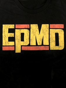 "EPMD ""Classic Logo"" Official T-Shirt"