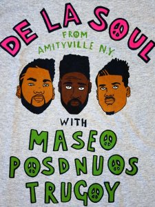 "De La Soul ""From Amityville"" T-Shirt"