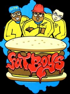 "FAT BOYS ""FAT BURGER"" T-Shirt"