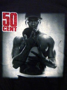 "'03 50 Cent ""Get Rich Or Die Tryin"" Tee"
