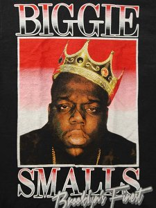 "The Notorious B.I.G. ""Brooklyns Finest"" T-Shirt"