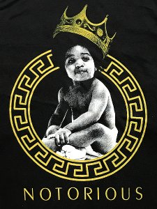 "The Notorious B.I.G. ""Big Crown Baby"" T-Shirt"