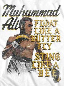 "Muhammad Ali ""Floating"" T-Shirt"