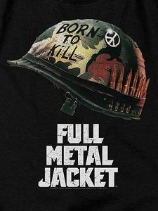 "Full Metal Jacket ""Movie Poster"" T-Shirt"