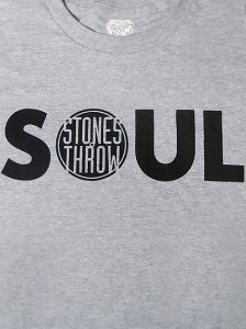 "Stones Throw ""SOUL"" T-Shirt"