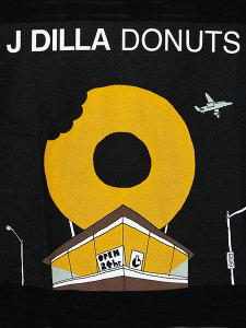 "Stones Throw ""J DILLA DONUTS"" T-Shirt"