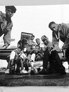 "Stones Throw / Cold Chillin ""Juice Crew"""