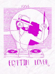 "Stones Throw Egyptian Lover ""1984"" T-Shirt"