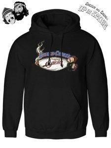 "Cheech & Chong ""Up In Smoke"" Hoody"