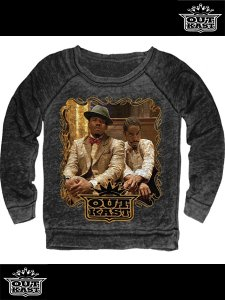 "OUTKAST ""Photo Logo"" Raglan Sweat Shirt"