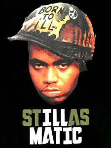 "Stillas ""Born To ILL"" T-Shirt"