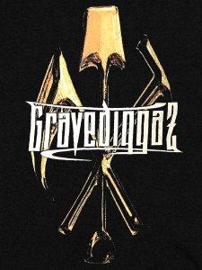 Gravediggaz Logo T-Shirt